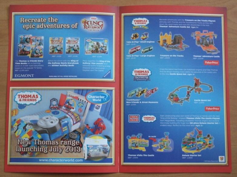 Toys & merchandise