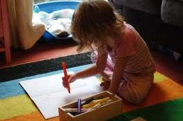 Georgie drawing