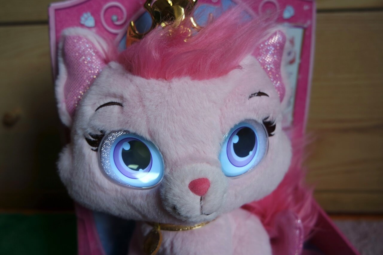 Disney Princess Palace Pets Bright Eyes Feature Plush