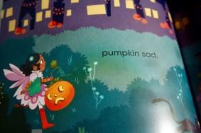 Pumpkin sad