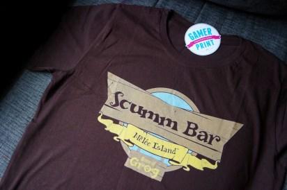 GamerPrint Scumm Bar T-shirt