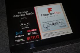 Panasonic Freeview Play HDD Recorder Review