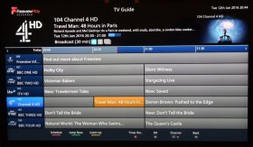 Panasonic Freeview Play HDD Recorder Review - TV Guide