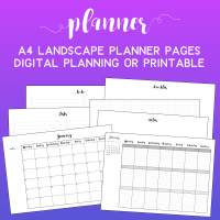 Planner Series: Part One - Free Printables