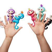 Giveaway: Fingerlings Baby Monkeys