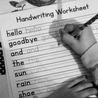 Handwriting Worksheets - Free Printable!