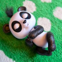 Review: Fingerlings Glitter Panda + Giveaway!