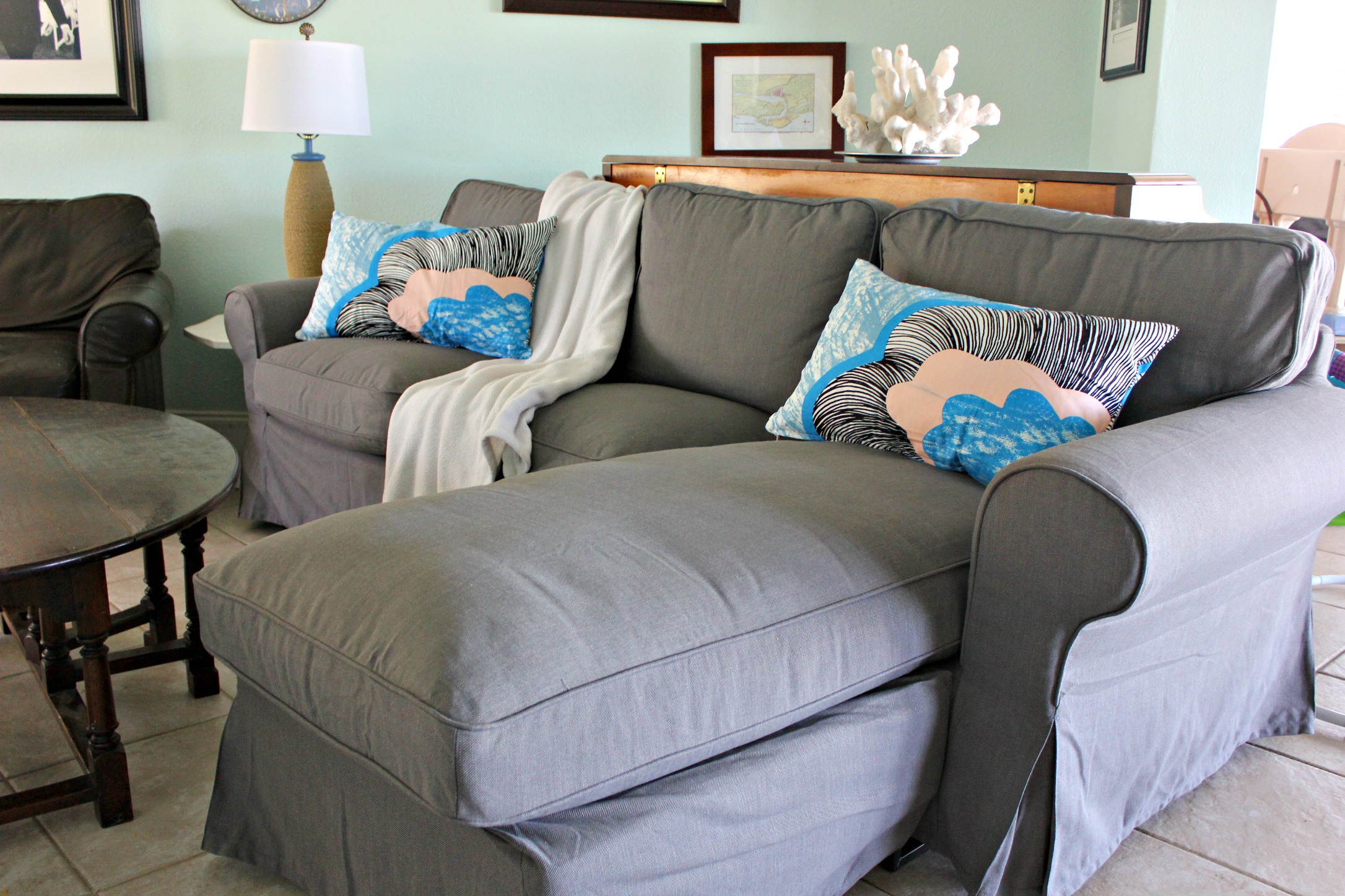 kid proof sofa taupe leather bed my quest to find a couch