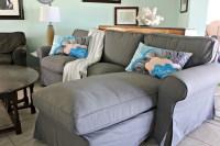 Toddler Friendly Sofas | Baci Living Room