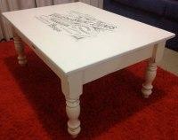 Furniture Restoration with homemade Chalk Paint DIY | Mama ...