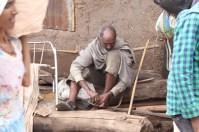 Man in the Lalibela market