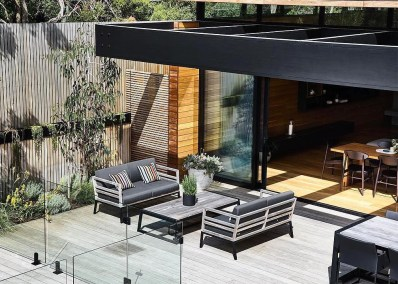 Private residence by Planned Living Architects, Blairgowrie