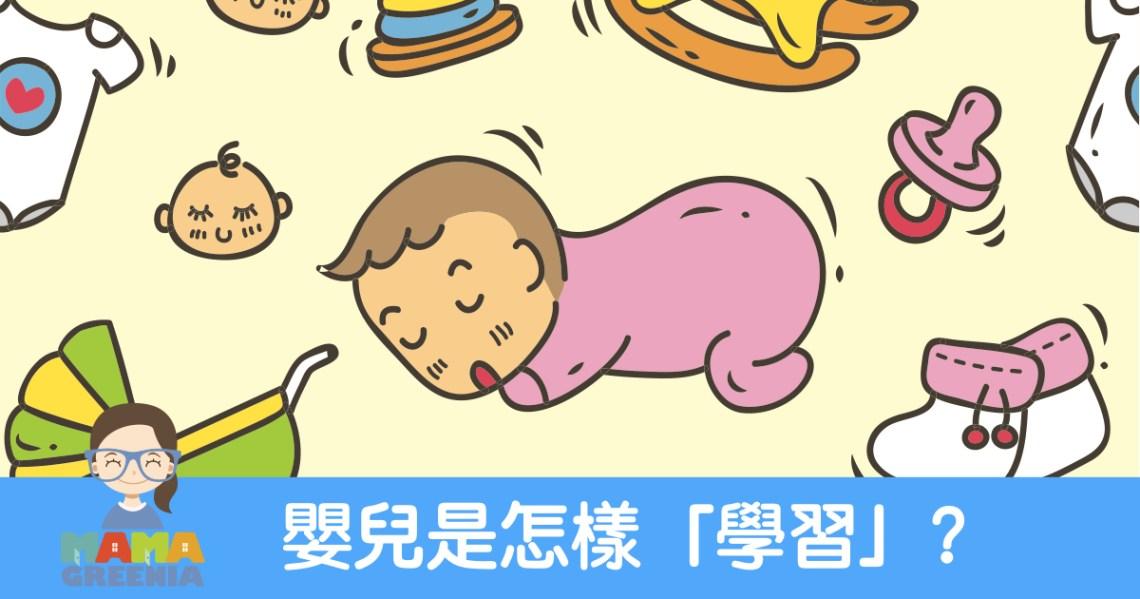 嬰兒是怎樣「學習」?   MAMAGREENIA媽媽跟妳的教育空間