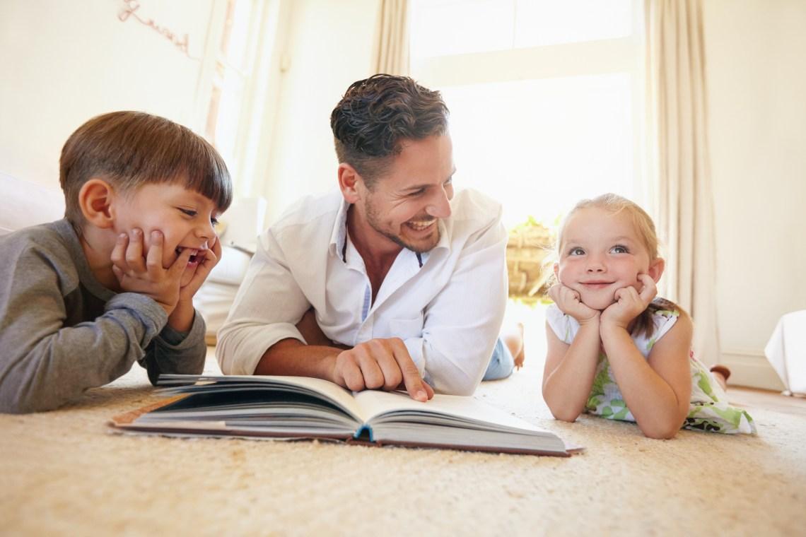 6招讓孩子喜歡親子閱讀 | MAMAGREENIA媽媽跟妳的教育空間