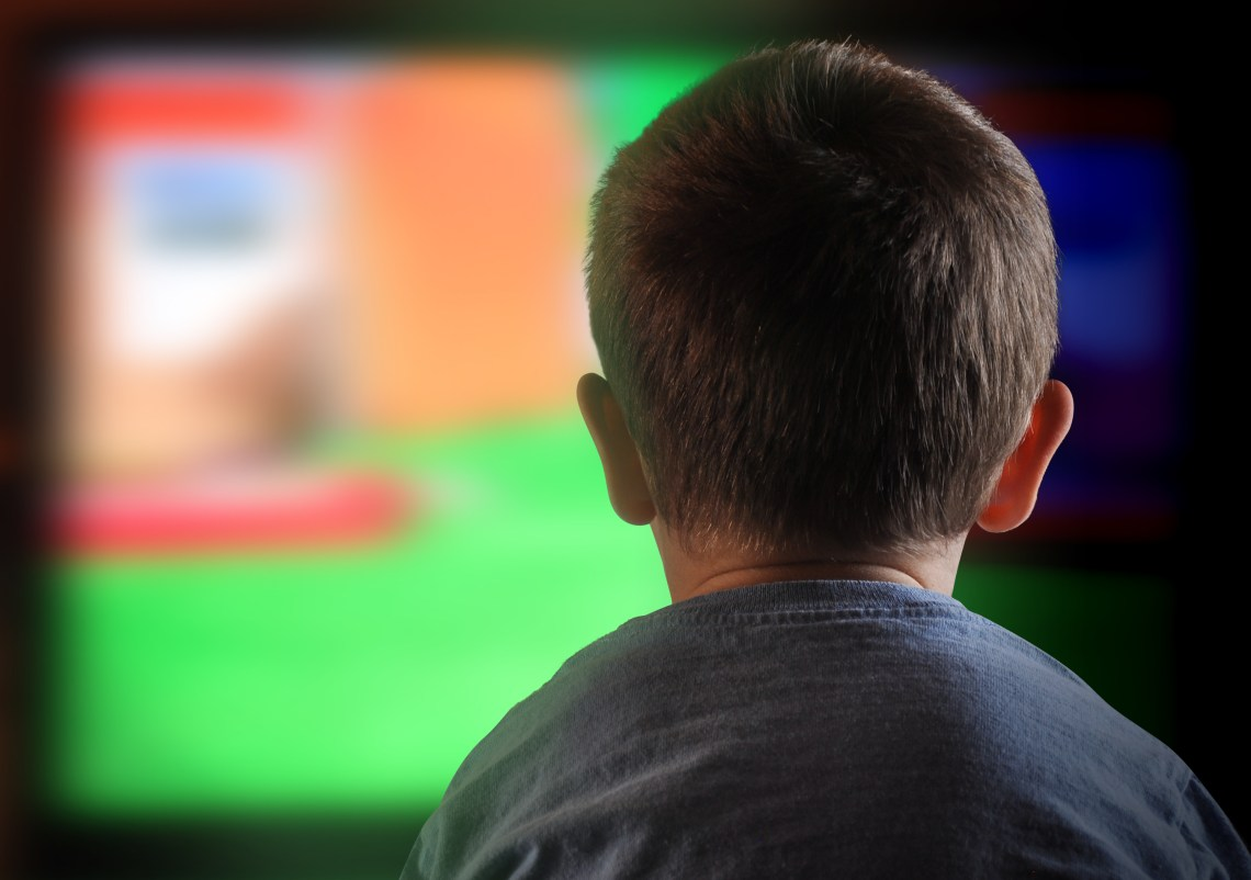 向電視說不 | MAMAGREENIA媽媽跟妳的教育空間