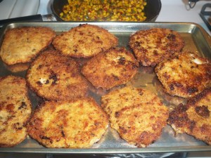 Savory Boneless Pork Chops