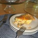Perfect Brunch Quiche with Pillsbury Deep Dish Pie Crust