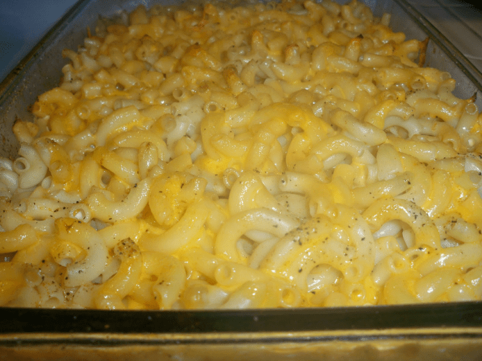 Classic Macaroni and Cheese | Mama Harris' Kitchen