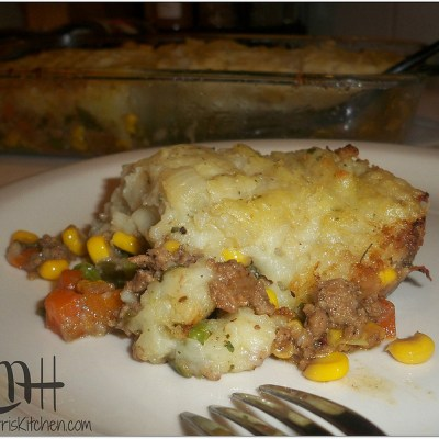 Hearty and Comforting Shephard's Pie