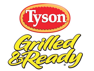 "Quick and Healthy Chicken Pita Pockets with Strawberry Corn Salsa and Tyson® Foods ""Countdown to a Better You"" Program!"