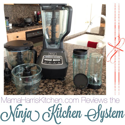 The Ninja Kitchen System is my New BFF!