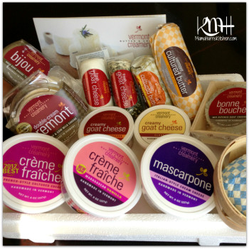 Look at all these AMAZING products from Vermont Creamery!