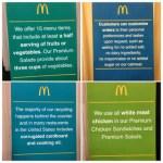 McDonald's Bay Area Field to Restaurant Tour