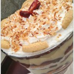 Chocolate Delight Holiday Trifle