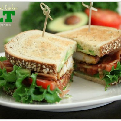 Avocado & Grilled Chicken BLT