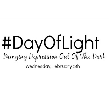Can we get serious for a minute? #DayOfLight