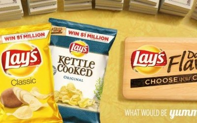 "Get Creative with the Lay's ""Do Us A Flavor"" Contest!"