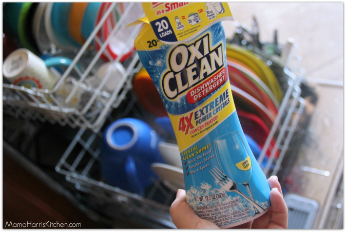 Spring Cleaning with OxiClean