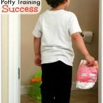 5 Steps to Potty Training Success! #StartPottyTraining #MC