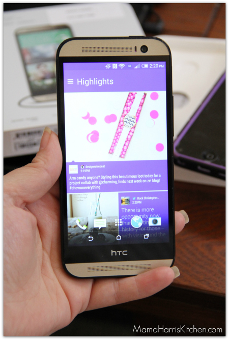 Review of the Sprint HTC One M8 Harman Kardon Edition Smartphone