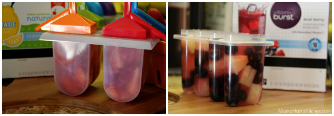 fruit pops  with best k cup flavors