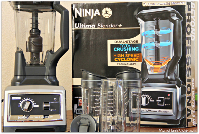 Ninja Ultima™ Blender review