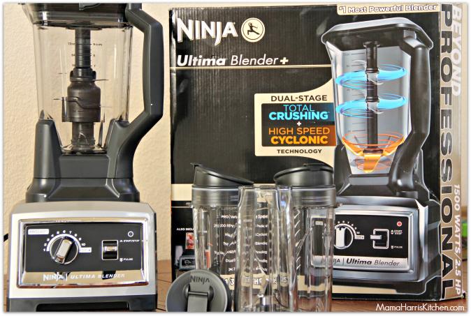 Ninja Ultima™ Blender review