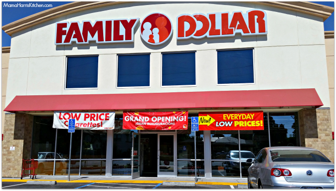 family dollar grand opening