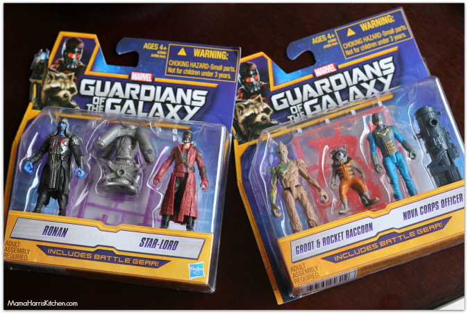 How to Keep Kids Busy on Christmas Eve with  Guardians of the Galaxy #OwnTheGalaxy #ad - Mama Harris' Kitchen