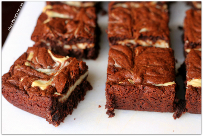 Cream Cheese Brownies America S Test Kitchen