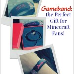 Gameband: the Perfect Gift for Minecraft Fans!