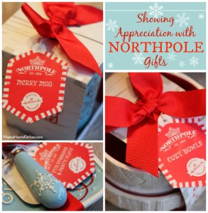 Showing Appreciation with Northpole Gifts