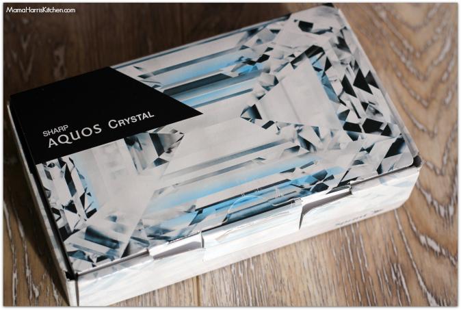 Sprint Sharp AQUOS Crystal Review #Sprintmom #sponsored #MC - Mama Harris' Kitchen