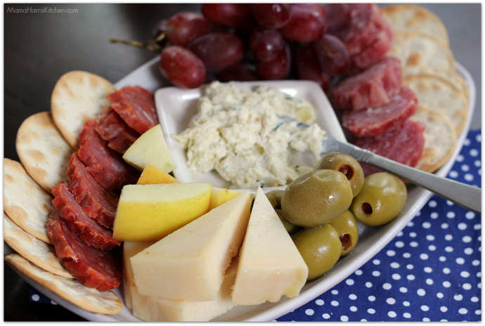 Try an Aperitivo Hour with San Giuseppe Salami #CarpanoAperitivoHour AD | Mama Harris' Kitchen