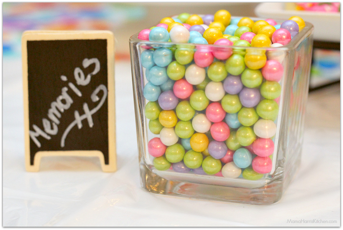 Inside Out Theme Party Food Ideas 4