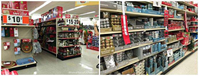 Holiday decor at Big Lots #BIGSeason #BigLots AD #cbias | Mama Harris' Kitchen
