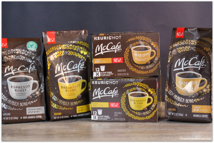 Try These Homemade Coffee Creamer Flavors For the Holidays with McCafe Coffee! #McCafeAtHome #