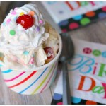 Birthday Cake Ice Cream