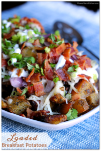 Loaded Breakfast Potatoes