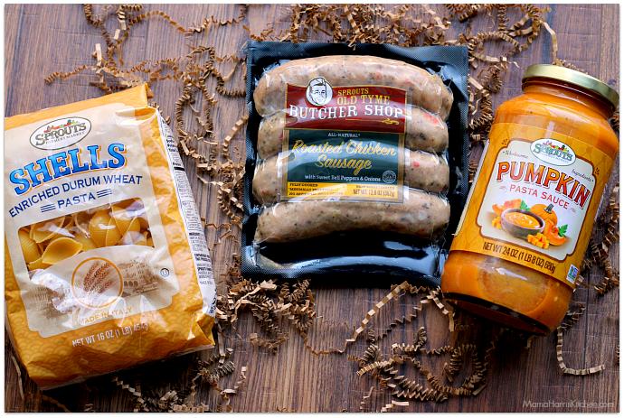 Sprouts Brand Pumpkin Products GIVEAWAY! #TalkPumpkinToMe AD | Mama Harris' Kitchen